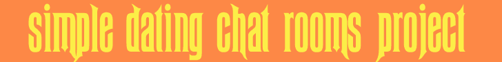 FREE DATING CHAT ROOMS chatwithstrangers.info logo